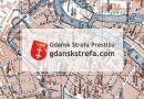"""Gdański spis ulic polsko – niemiecki """"A"""""""