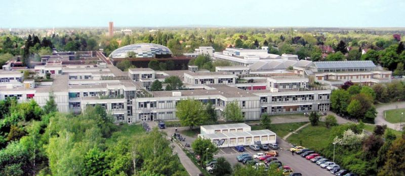 Wolny Uniwersytet w Berlinie; źródło: domena publiczna