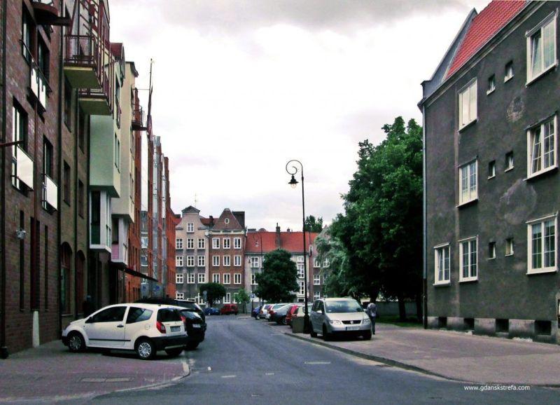 ulica Tokarska - Tragarzy