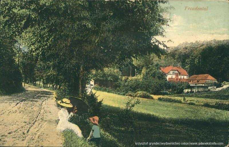 ulica Bytowska - Schwabental