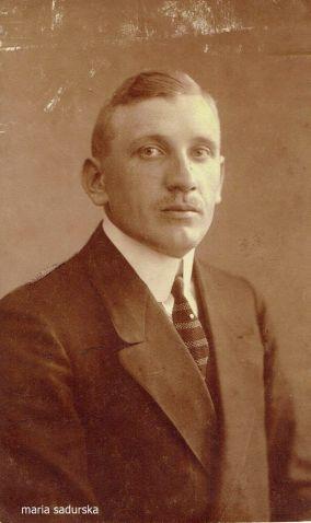 Jan Kowalski, z archiwum autorki