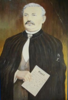 Portret Juliusza Kraziewicza