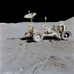 Lunar Rover Vehicle konstrukcji Mieczysława Bekkera