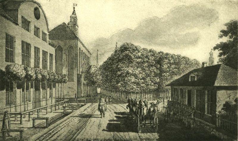 Daniel Chodowiecki, 1773 r.