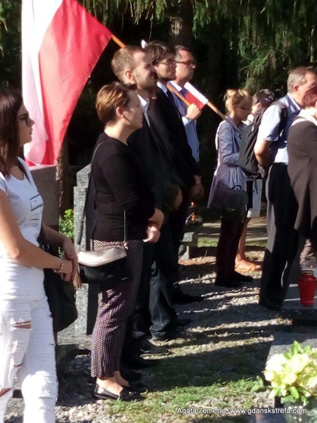 Uczestnicy uroczystości - fot. Agata Żemetro