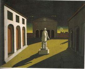 Georgio de Chirico, domena publiczna