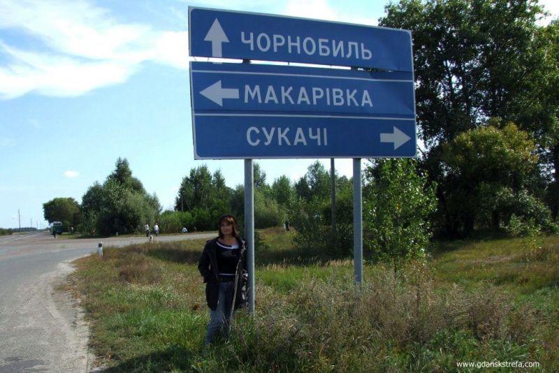 w drodze do Czarnobyla