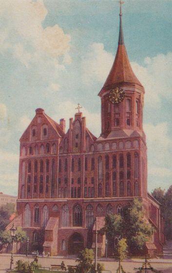 katedra w Królewcu