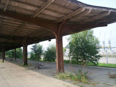 Dworzec w Nowym Porcie, zdj własne