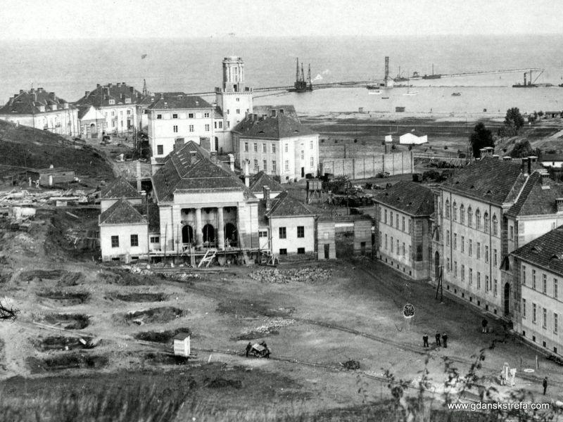 Kompleks Dowództwa Floty na Oksywiu