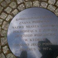 fragment pomnika-grobowca, z archiwum autorki