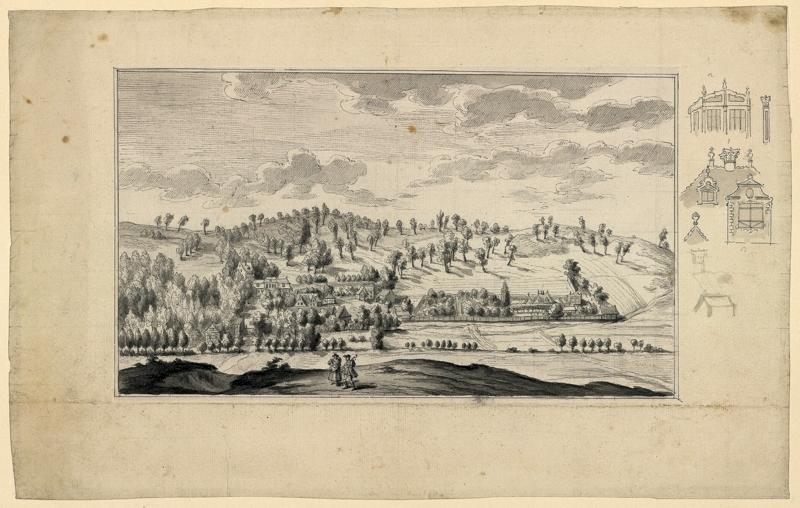 Friedrich Anton August Lohrmann, Orunia,1760-1765