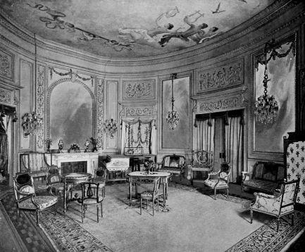 pokój Maria Antonina