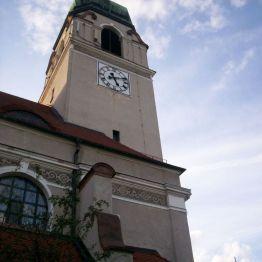 kościół św.Andrzeja Boboli;