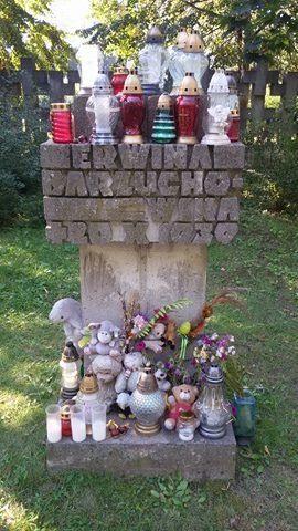 Razem posprzątamy grób Erwiny Barzychowskiej