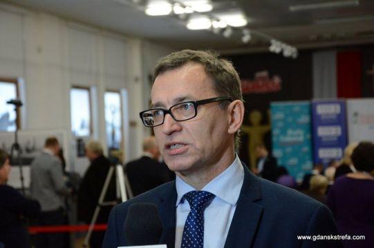 Prezes Instytutu Pamięci Narodowej Jarosław Szarek