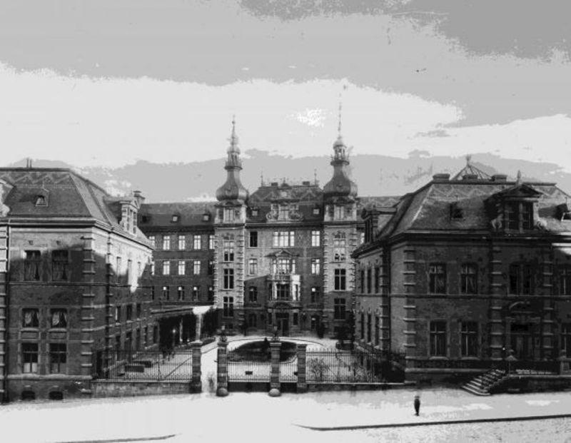 szpital przy Rogaczewskiego