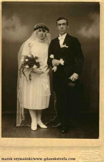 Antoni Bonicki i Katarzyna Weber, ślub
