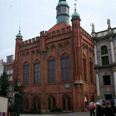 Siedziba SARP w Gdańsku