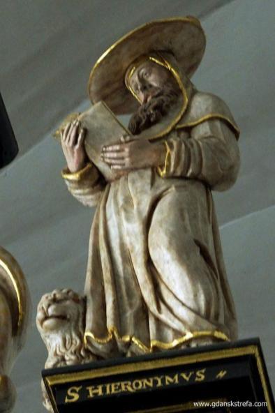 Ołtarz Czterech Doktorów Kościoła