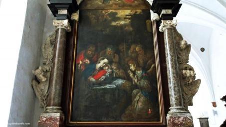 Ołtarz Czterech Ewangelistów