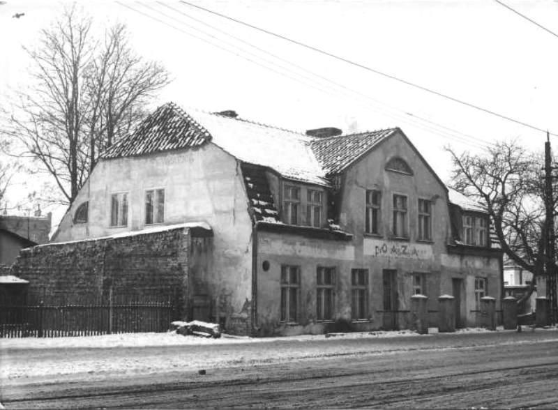 ul. Oliwska 37 Pub OAZA