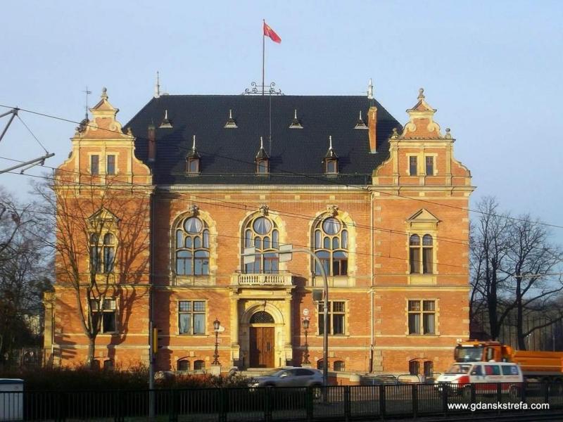 Budynek Rady Miasta Gdańska