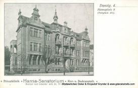 Sanatorium Hansa.
