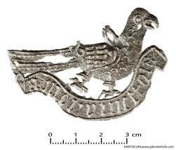 Plakietka , 2. poł. XIV-XV w.
