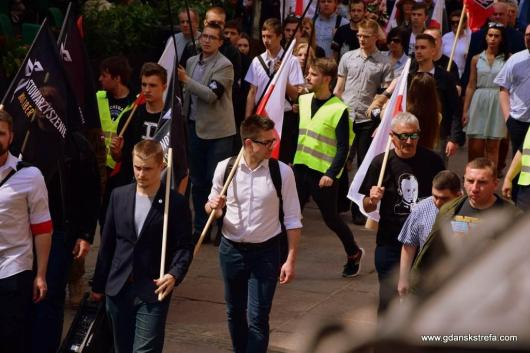 4 marsz dla rotmistrza Pileckiego