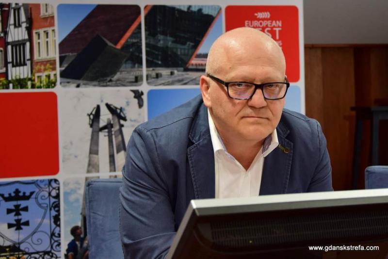 wiceprezydent Wiesław Bielawski