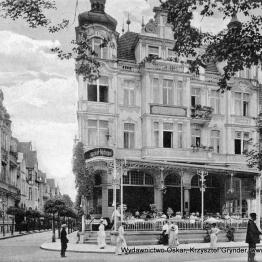Hotel Metropol w Sopocie