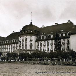 Cassino-Hotel w Sopocie