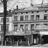 Hotel zum Stern na Targu Siennym