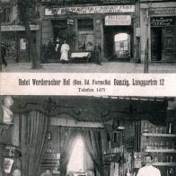 Hotle Werderscher Hof przy Długich Ogrodach