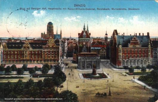 główny plac w mieście