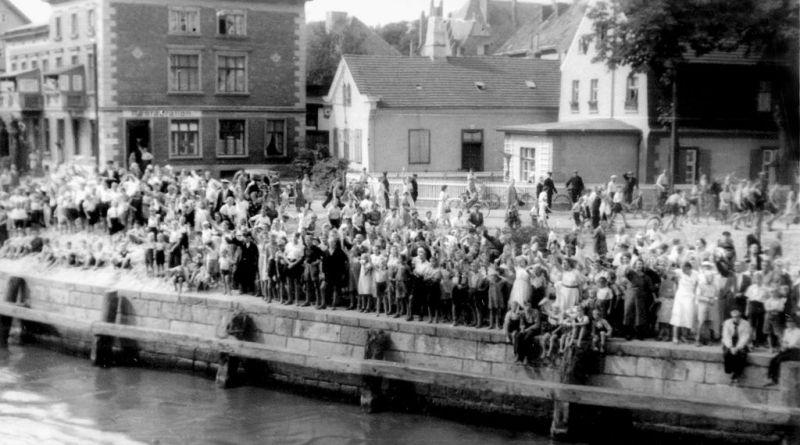 Gdańszczanie witają Schleswiga-Holsteina