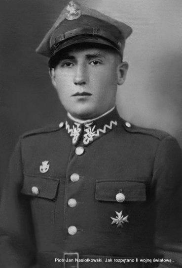 Bombardier Stefan Nasiołkowski