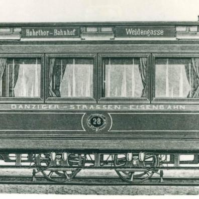 wagon tramwajowy
