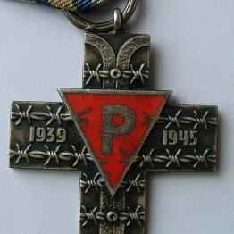 Boruch - Krzyż Oświęcimski