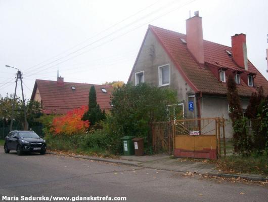 ul. J. Chociszewskiego w Gdańsku