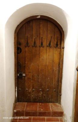 Baszta Biała - drzwi