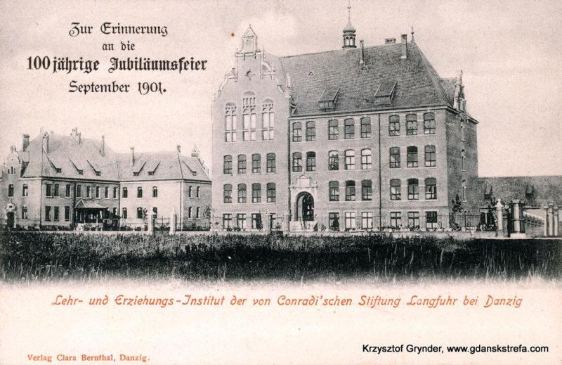 Conradinum we Wrzeszczu