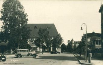 Nordstrasse - okolica pensjonatu Quo Vadis