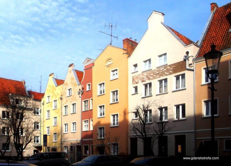 ulica Warzywnicza - tutaj w 1800 r. mieszkał młody malarz
