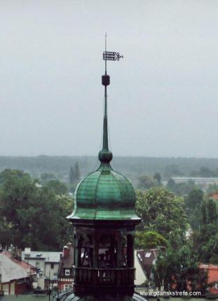 wietrznik kościoła św. Brygidy