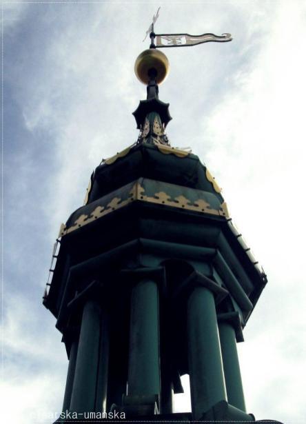 wietrznik Ratusza Głównego Miasta