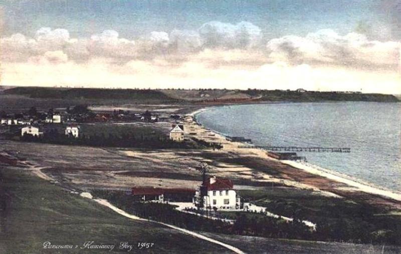Gdynia w 1915 r.