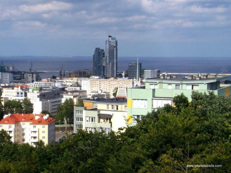 Sea Towers z Tatrzańskiej