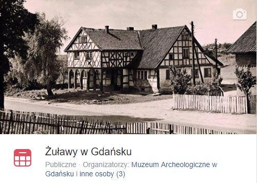 """""""Żuławy w Gdańsku"""" - wydarzenie na Facebooku"""